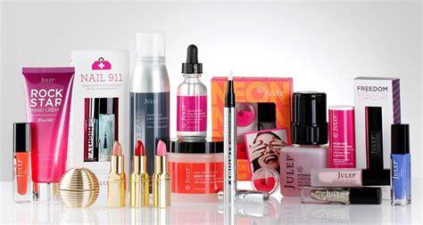 Produk Make Up Makeover julep startup kecantikan dan produk kosmetik dengan merek