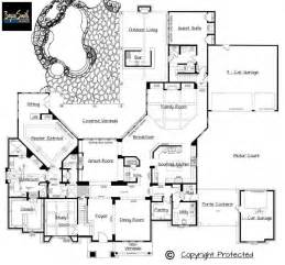 builder floor plans texas hill country plan 7500