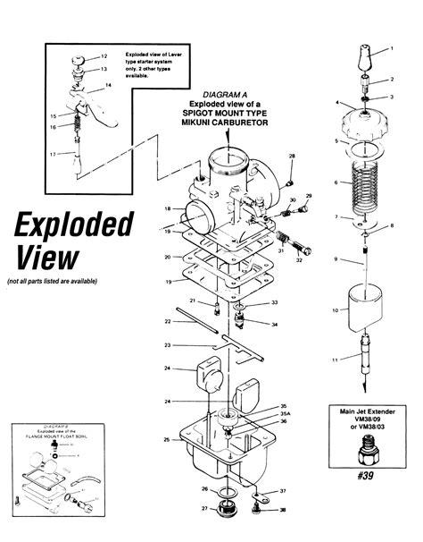 Mikuni Bst 31 Diagram