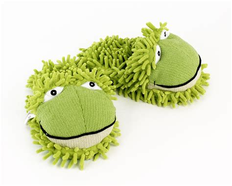 house shoes kids kids frog slippers fuzzy frog slippers for kids