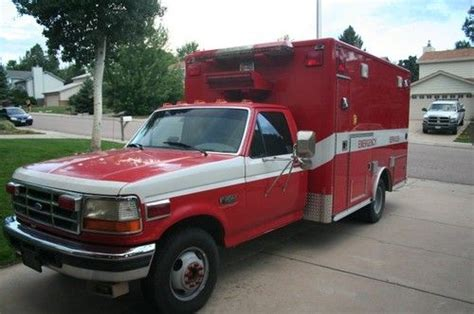 how things work cars 1996 ford f350 free book repair manuals buy used 1996 f 350 ambulance 7 3l turbo diesel only 77 000 miles everything works in