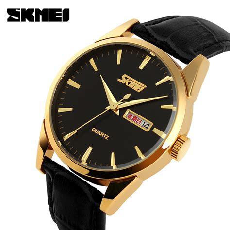 Jam Tangan Skmei Black skmei jam tangan analog pria 9073cl black jakartanotebook