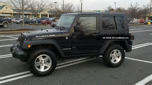 2008 Jeep Wrangler 2 Door 2008 Jeep Wrangler Rubicon 2 Door Includes Both