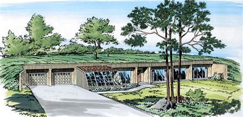 Earth Sheltered Home Plans by 25 Best Ideas About Passive Solar Homes On