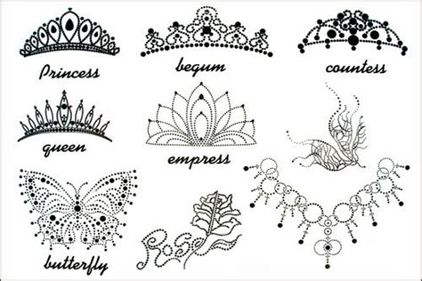 tribal crown tattoos tribal crown designs view more images