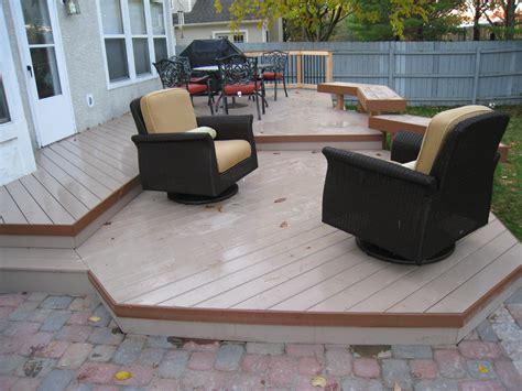 Composite Vs Wood Decking by More On Wood Plastic Composites Vs Pvc Decking Columbus
