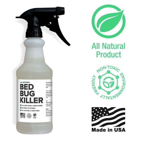 bed bug spray reviews bed bug killer by killer green review