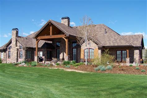 custom country homes lance johnson contruction and custom homes
