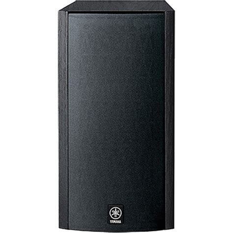 yamaha ns b310 bookshelf speaker black ns b310bl b h photo