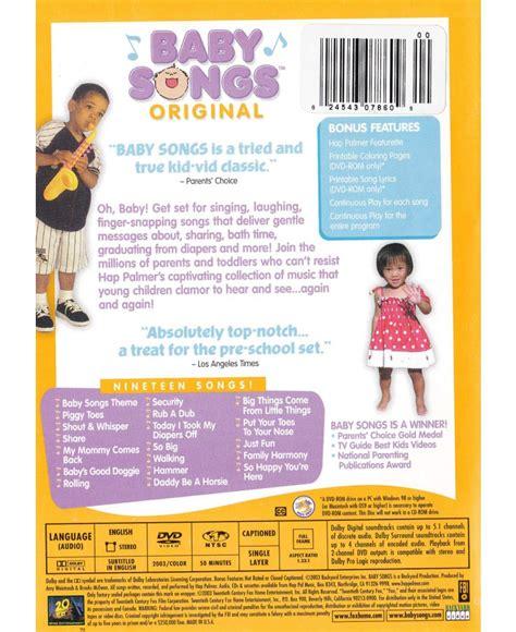 3ce Back To Baby Bb Original baby songs original dvd