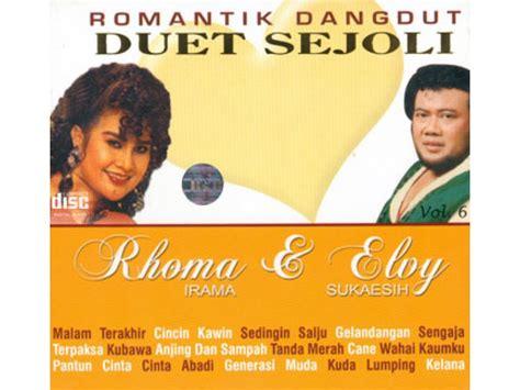 Vcd Karaoke Rhoma Irama Dan Sugiarto 17 Koleksi Emas Kerinduan duet sejoli vol 06 rhoma irama elvy sukaesih cdku
