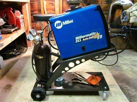Best Garage Welder by Best 25 Welding Cart Ideas On Welding Shops