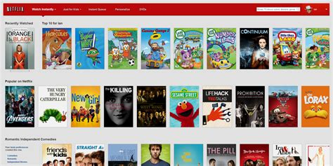shows on netflix netflix rolls out individual user profiles offers