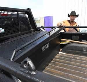 Diy Truck Bed Cargo Management Highway Products Heavy Truck Rack Truck Bed