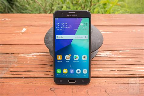 Samsung J7 Review Samsung Galaxy J7 2017 At T Review Phonearena