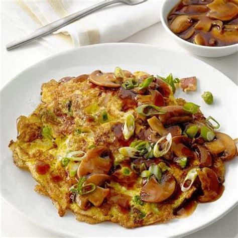 vegetables egg foo egg foo yung vegetable with sauce recipe vegetables