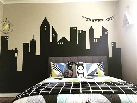desain dinding kamar unik 29 unik desain kamar tidur anak remaja cowok hzt6 desain