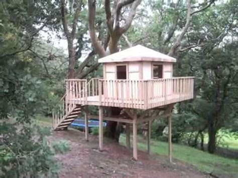 build your house free treehouse building step by step