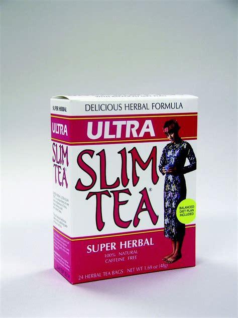 Ultra Slimming Detox Tea by Herbal Ultra Slim Tea Diet Fitness