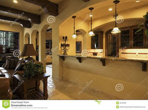 How To Decorate Apartment Living Room uptown luxury loft home bar royalty free stock photos