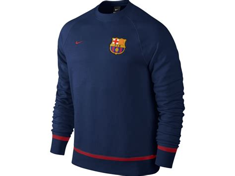 Grosir Sweater Barcelona All Colours 1 abar152 aw77 fc barcelona authentic ls crew nike