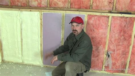 types of house insulation house insulation different types youtube