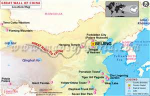 great world city map location great wall of china travel information about location facts map tickets entry hours