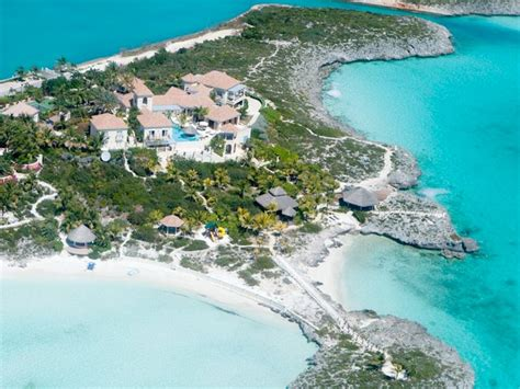 prince house turks and caicos prince check out my island paradise tmz com