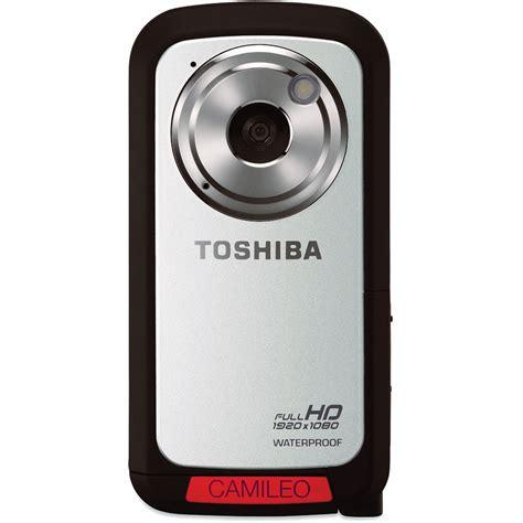 Toshiba Cameleo Comcoder toshiba camileo bw10 hd waterproof camcorder pa3897u 1cas b h