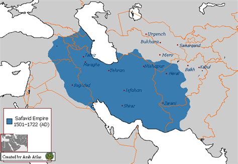 safavids and ottomans the safavid empire or safavid dynasty 1501 1722 full size