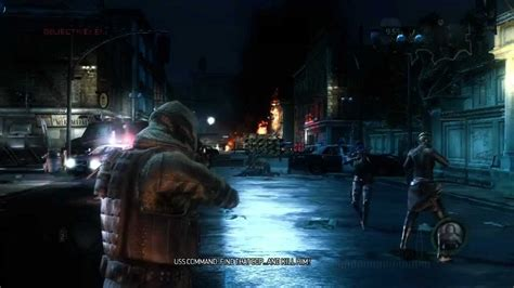 Ps3 Resident Evil Operation Racoon City resident evil operation raccoon city caign gameplay
