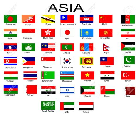 all flags of the world printable flag list printable flags