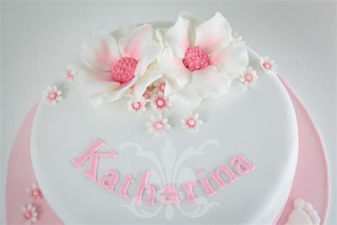 tauftorte katharina rita  cakery torten der