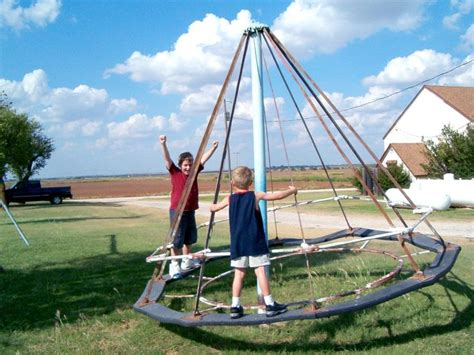 witches hat swing 25 best images about old playground equipment on pinterest