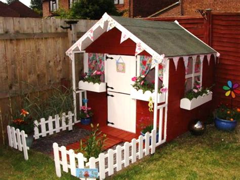 Wendy House by Kitten At Home Gorgeous Wendy House
