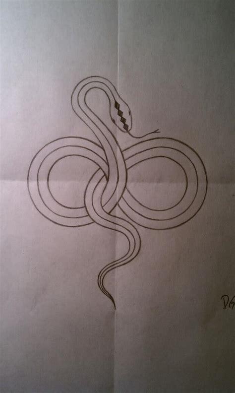 tattoo infinity snake infinity snake tattoo design by rockset hero on deviantart