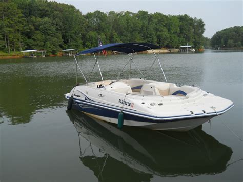 hurricane deck boat hull hurricane deck boat 202 io 2007 for sale for 20 000