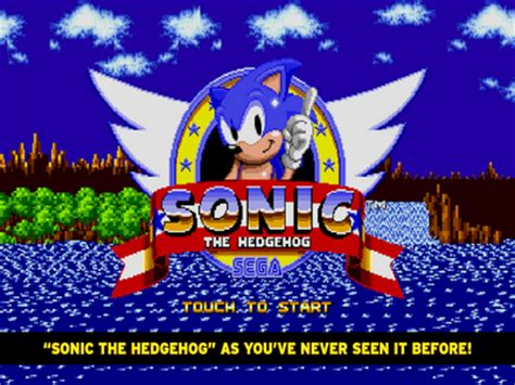 sonic 1 apk sonic the hedgehog v1 0 4 apk free for android