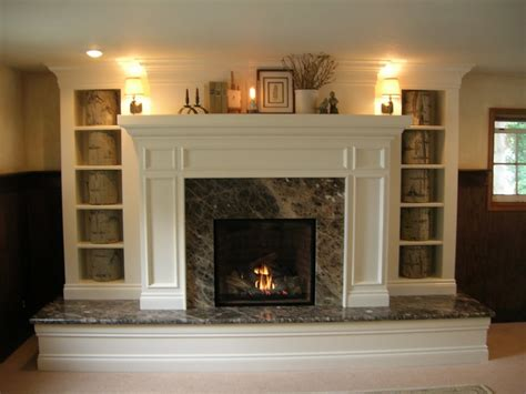 kamin ideen refacing fireplace ideas