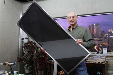 Aluminum Screen Solar Furnace - diy foil solar heater for windows