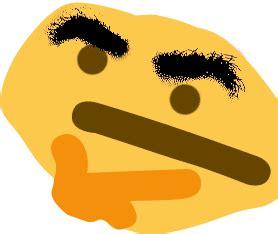 discord global emote servers thinking emoji