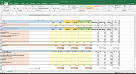 Fertighaus Kostenkalkulation by Hausbau Kalkulation Hausliche Verbesserung Excel 2010