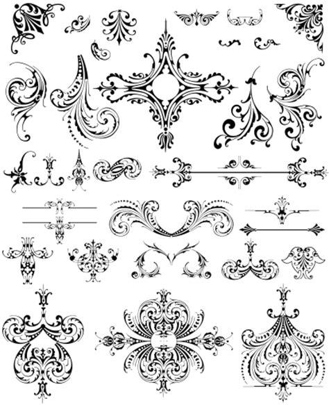 template undangan batik cdr bagian tertentu download vector floral format coreldraw