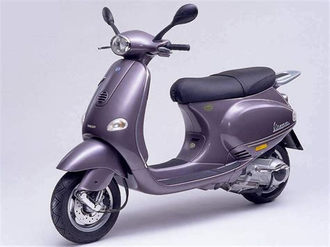 Newray Vespa Et4 125 1996 132 motorcycle specifications