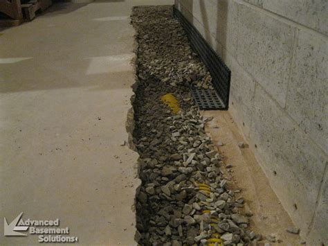 drains advanced basement solutions