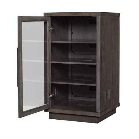 Audio Component Cabinet by 24 Quot Aim Tifton Oak Audio Component Cabinet Atc402e