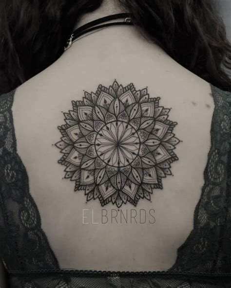 mandala tattoo on back 20 designable awesome mandala back made