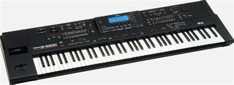 Keyboard Roland G 1000 roland norge g 1000 arranger workstation
