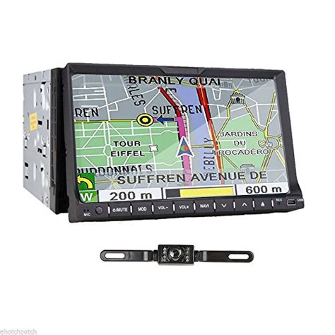 Rear View Monitor 7inch Tv Tuner Mundur Led Ccd tocado 2 din 7 hd in dash car stereo dvd player