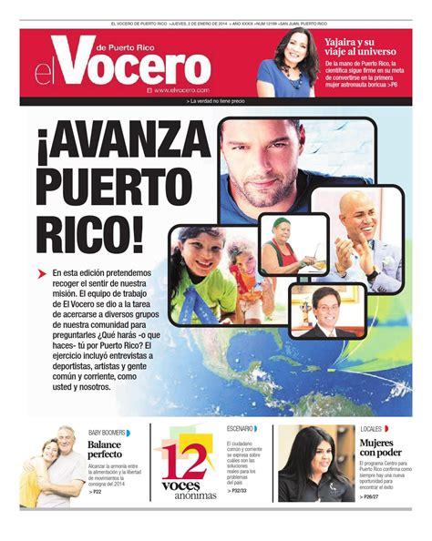 peri dico el vocero de puerto rico puerto rico edici 243 n 2 de enero 2014 by el vocero de puerto rico issuu